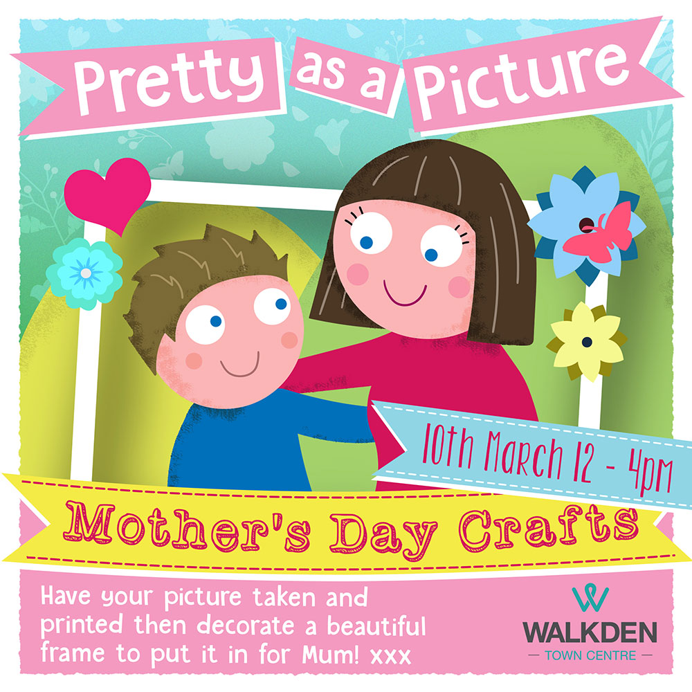 Mother's Day Crafts Event